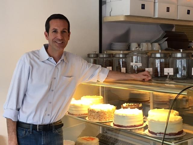 Meet John Hensley Of Lark Cake Shop In Silver Lake And Pasadena