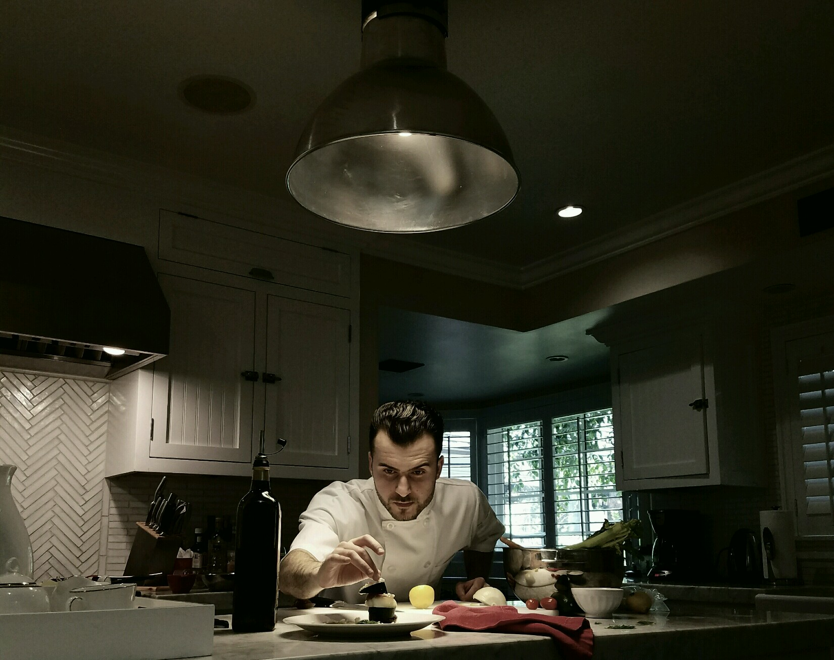 Meet s t takvoryan of kitchen x catering in beverly hills