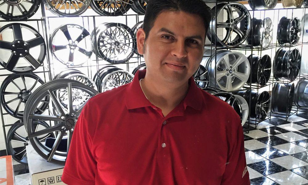 Meet Ivan Vazquez of Savas Tires & Wheels in Bell - Voyage LA ...