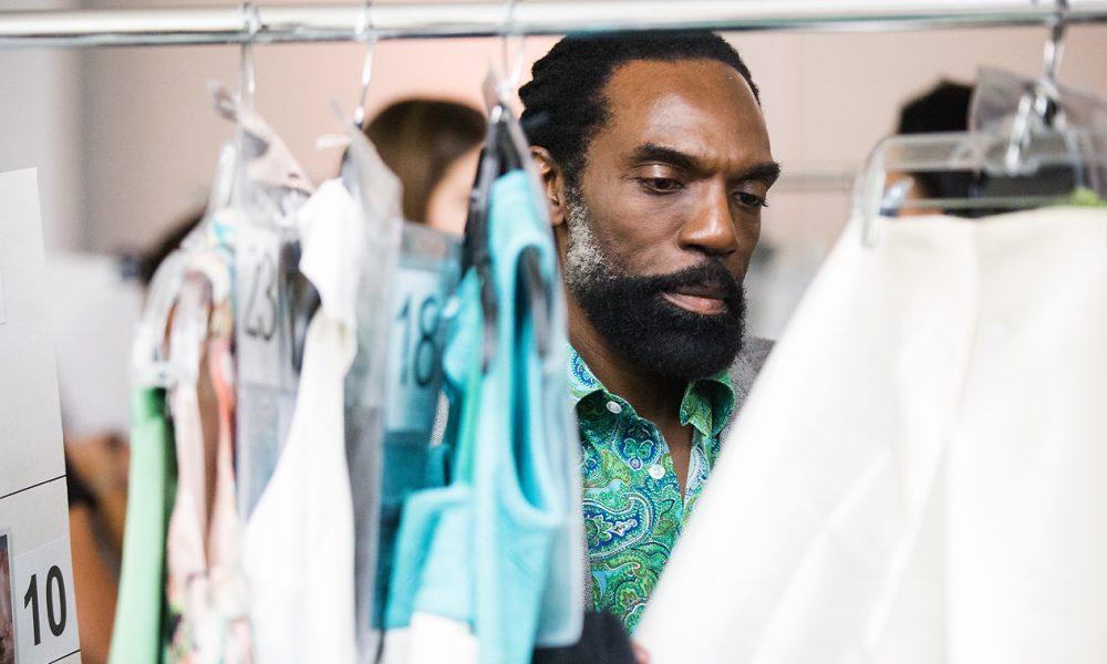 Kevan hall fashion designer 50