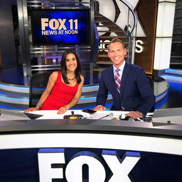 Meet Matt Johnson of FOX 11 & Good Day L A  - Voyage LA Magazine