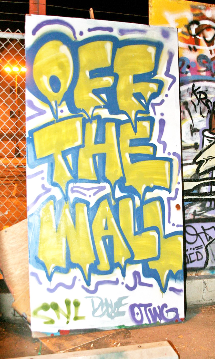 Meet Maura McCarthy and Paul Nassar of Off The Wall Graffiti in ...