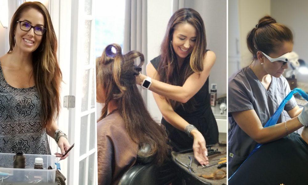 Meet Melinda Galloway Of Advanced Hair Aesthetics In San Diego
