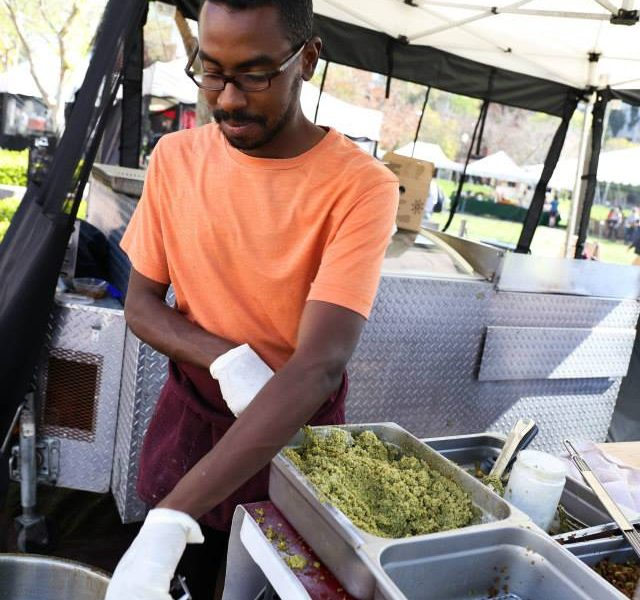 Meet Amin Musa of Pure Food Organic Kitchen in Santa Monica - Voyage ...