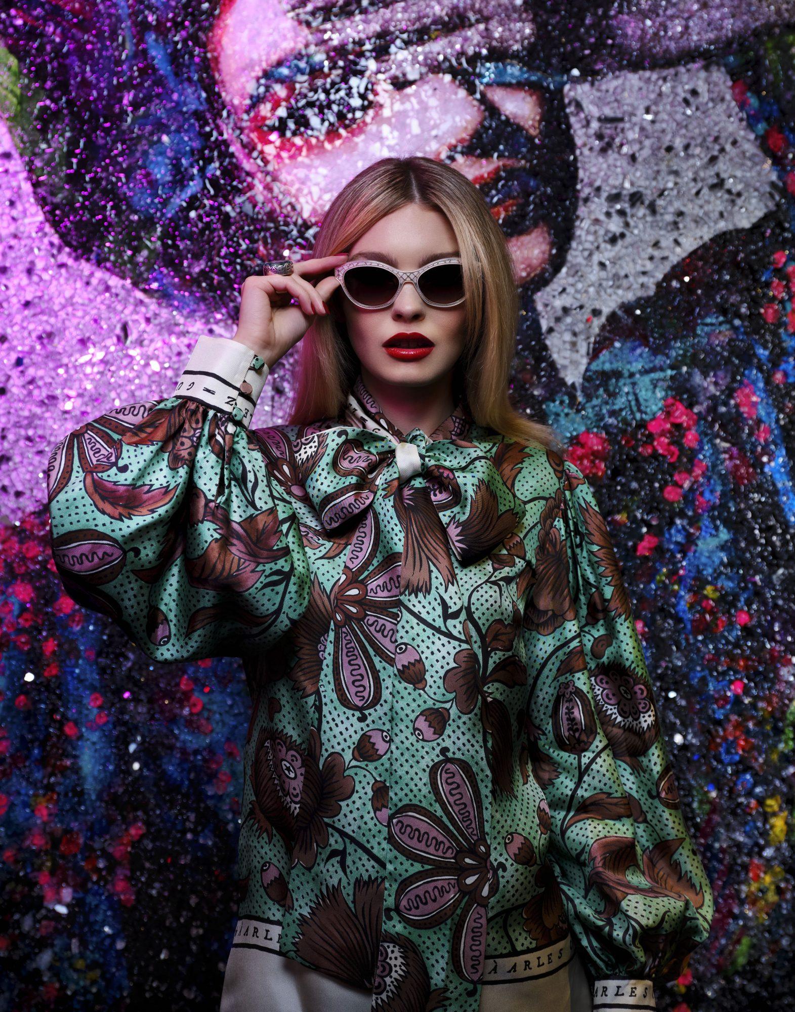 Meet Julia Garner Ozark S Breakout Star And Fashion S: Meet Julia Perry - Voyage LA Magazine