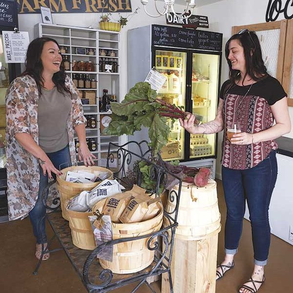 Meet Lindsey Hickman of The Barn and Pantry in Northern